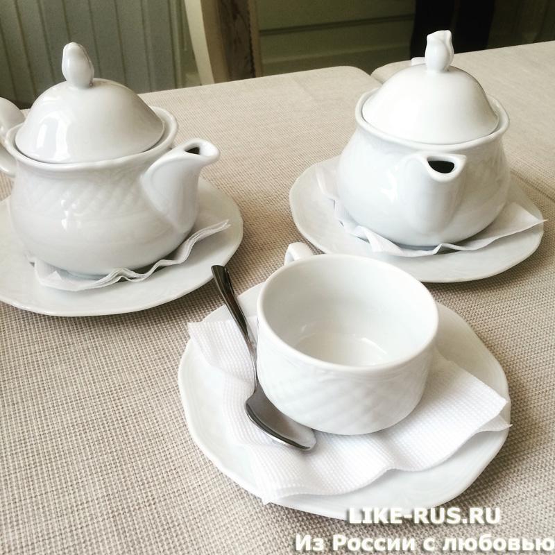 Фитобар. Чай разнотравие